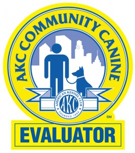 AKC Community Canine Evaluator and Instructor