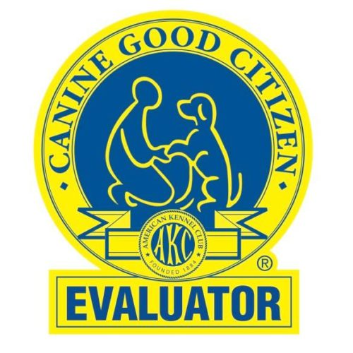 Canine Good Citizen Instructor and Evaluator
